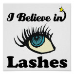 i believe in lashes