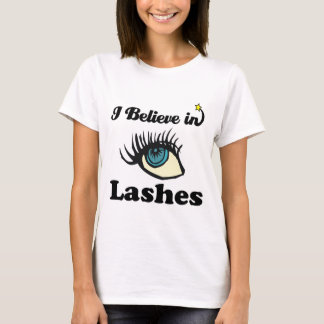 i believe in lashes T-Shirt