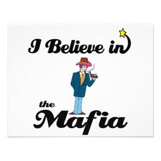 i believe in mafia invites