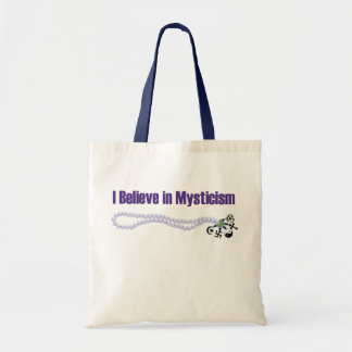 I Believe In Mysticism Electronics Tote Bag