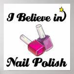 i believe in nail polish