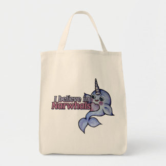 I believe in narwhals