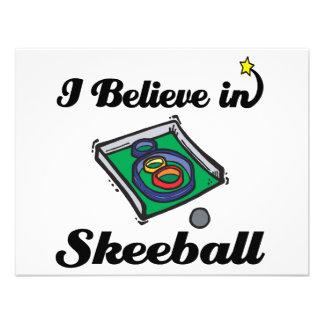 i believe in skeeball custom announcements