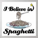 i believe in spaghetti