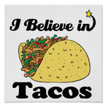 i believe in tacos