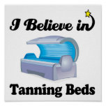 i believe in tanning beds