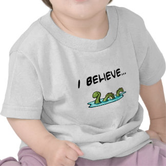 I Believe in the Loch Ness Monster Shirts