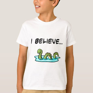 I Believe in the Loch Ness Monster Tshirts