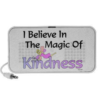 I Believe In The Magic Of Kindness Fairy Travel Speaker