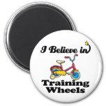 i believe in training wheels