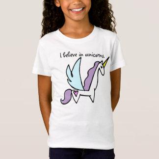 I believe in unicorns T-Shirt
