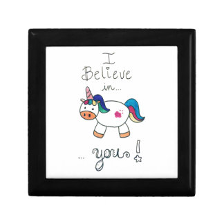I believe in YOU! Unicorn Gift Box