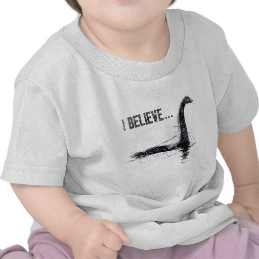I Believe ... Lochness Monster Shirt