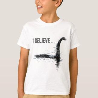 I Believe ... Lochness Monster T-Shirt