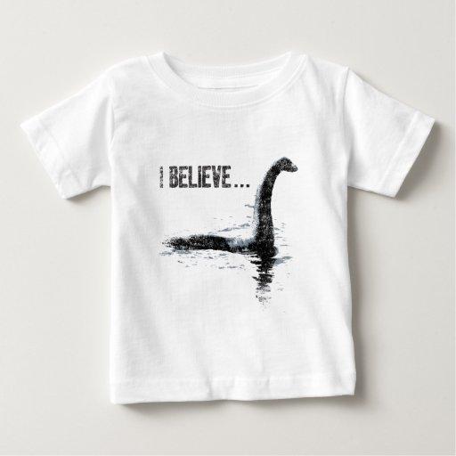 I Believe ... Lochness Monster Tshirt