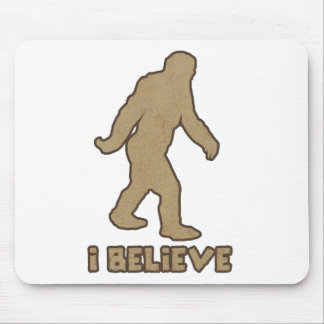 I Believe Mouse Mat