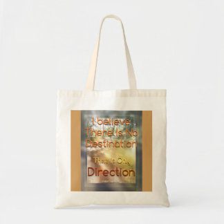 I believe there is no destination tote bag