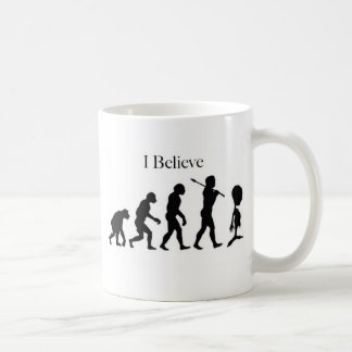 I Believe - UFO Coffee Mug