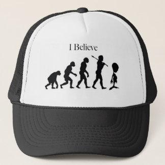 I Believe - UFO Trucker Hat