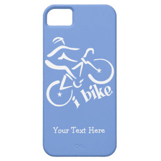 I BIKE custom color iPhone case iPhone 5 Cases