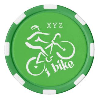i Bike custom poker chips