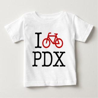 I Bike PDX Baby T-Shirt