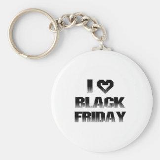 I ♥ BLACK FRIDAY KEY CHAIN