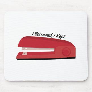 I Borrowed Mouse Pad