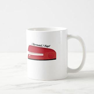 I Borrowed Coffee Mug