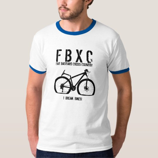I Break Bikes T-Shirt