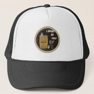 I Brew Do You? Graphic Logo Trucker Hat