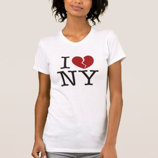 I [broken heart] NY T-Shirt