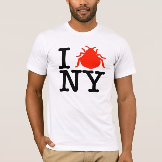 I Bug New York T-Shirt
