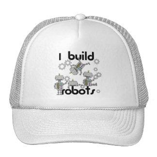 I Build Robots Trucker Hats