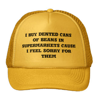 I buy dented cans cap