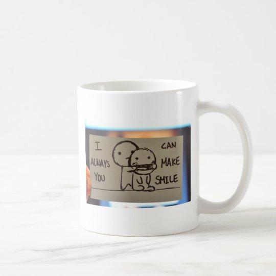 I Can Always make you smile Coffee Mug