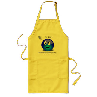 I can cook- sure long apron