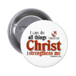 I Can Do All Things Through Christ Pins