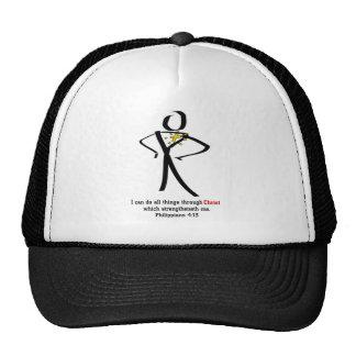 I can do all things thru Christ Trucker Hats