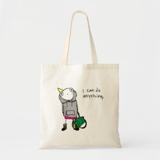 I can do anything bag
