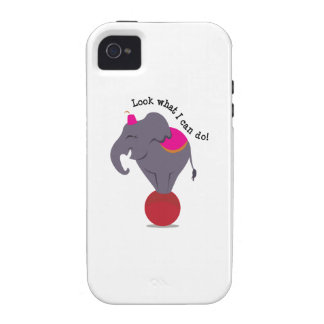 I Can Do! iPhone 4/4S Cases