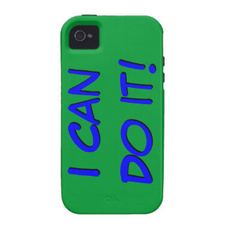 I can do it IPhone Case iPhone 4/4S Cover