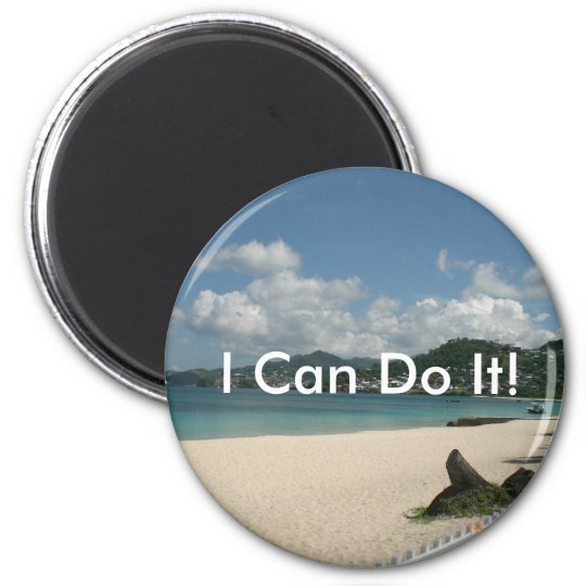 I Can Do It! Magnet