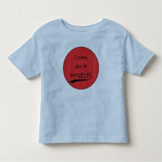 I Can Do it Myself! Toddler T-Shirt