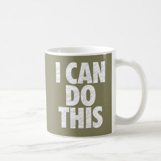 I Can Do This (Dark) Coffee Mug