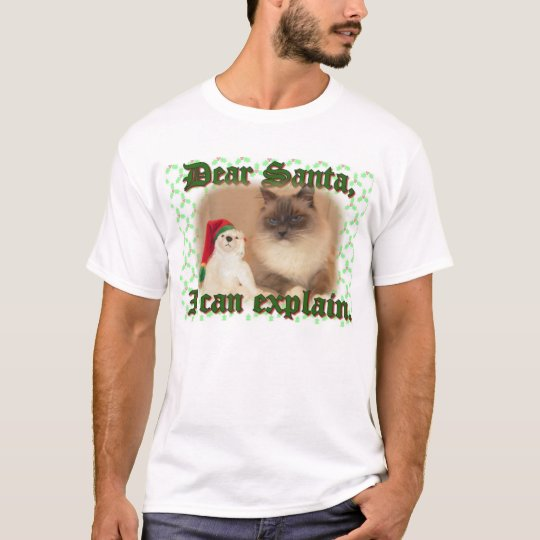 I can explain! T-Shirt