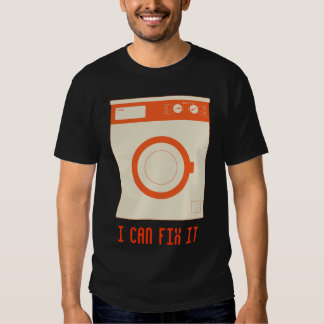 I can fix appliance shirts