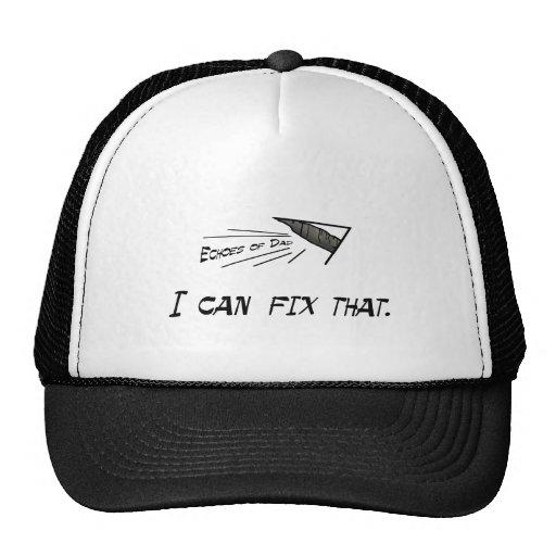 I can fix that hat