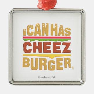 I Can Has Cheezburger Christmas Ornament