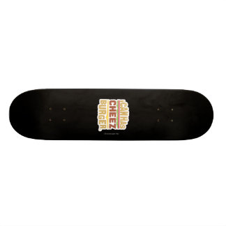 I Can Has Cheezburger (shadow) 21.6 Cm Skateboard Deck